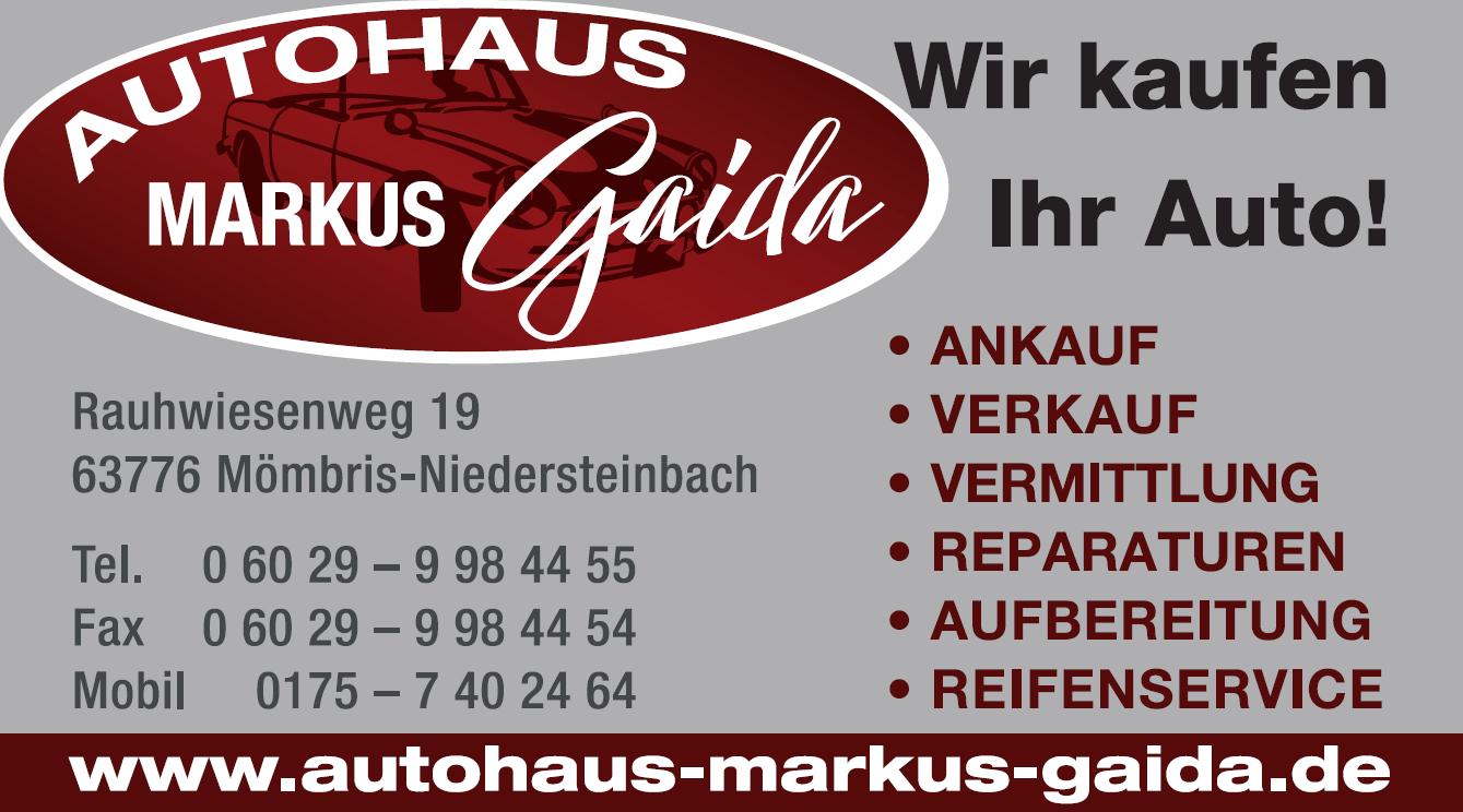 Autohaus Markus Gaida
