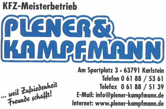 Plener & Kampfmann GbR