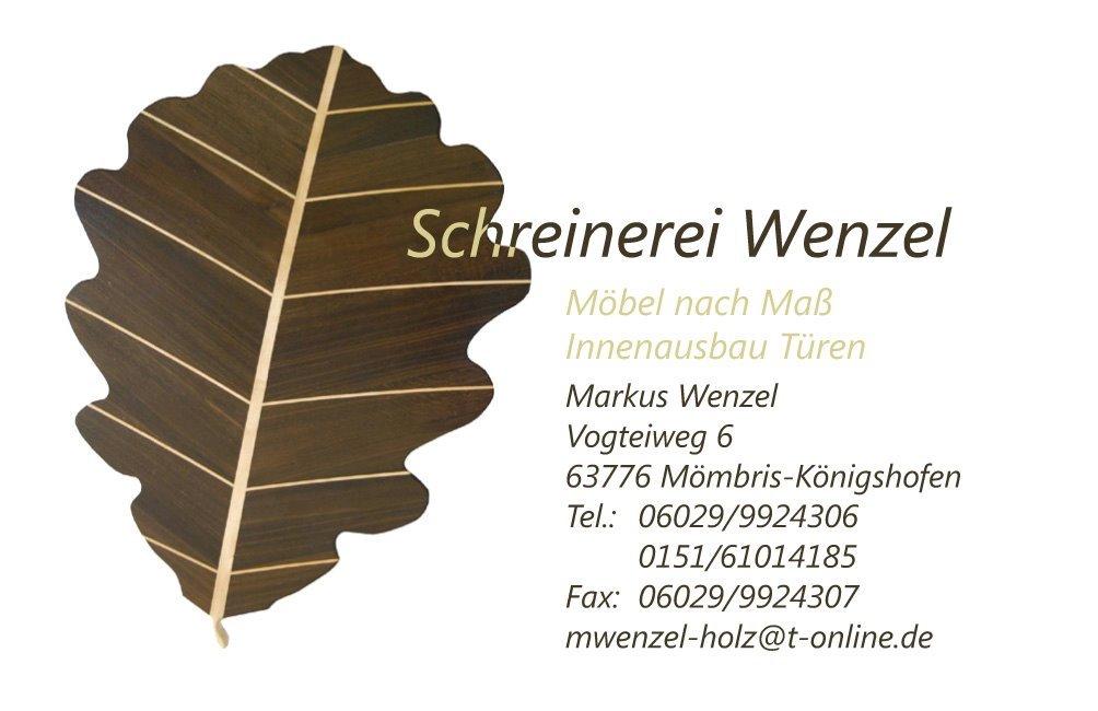 Schreinerei Wenzel