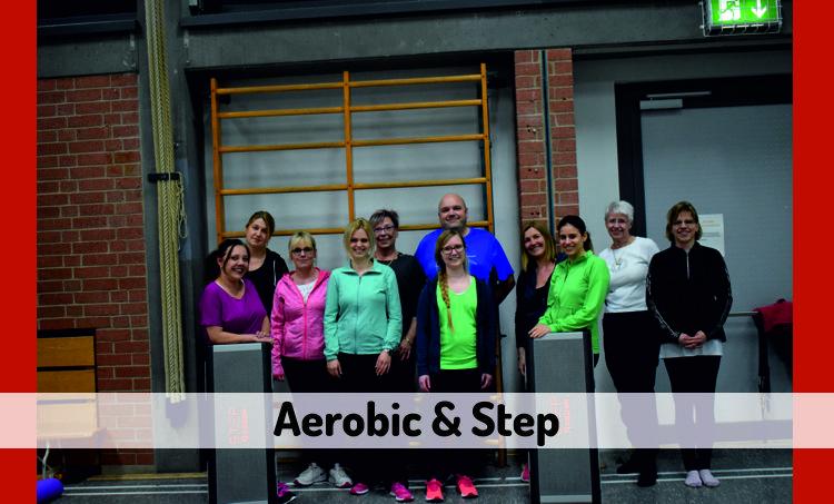Aerobic und Step