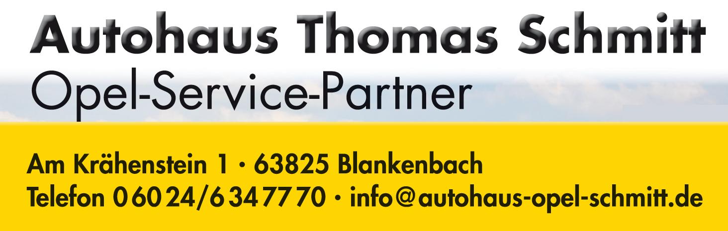 Autohaus Thomas Schmitt