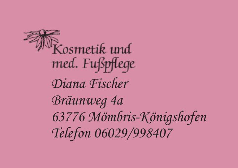 Kosmetik & med. Fußpflege Diana Fischer