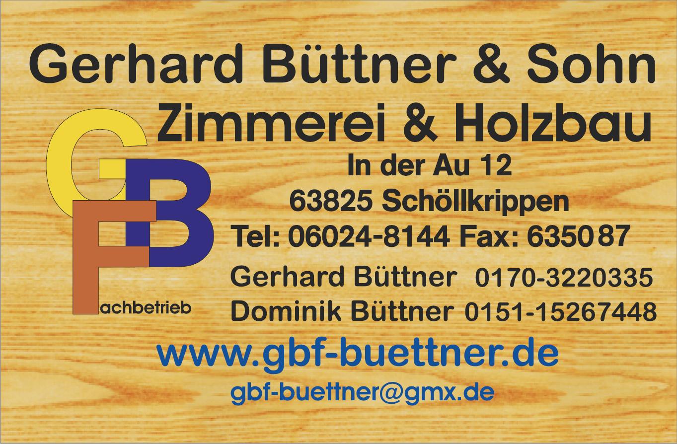 Gerhard Büttner & Sohn