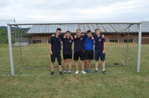 Team Jugendfeuerwehr